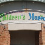 Front entrance of the Bucks County Children's Museum