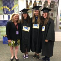 Principal Link with Graduates from the Class of 2019
