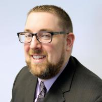 A photo of Dr. Mark Hoffman, Executive Director of the Bucks County Intermediate Unit