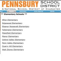 List of Pennsbury 10 Elementary Schools