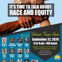 Race and Equity Town Hall