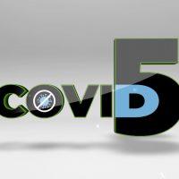 Covid-5 Logo