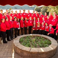 Group photo of the 34 SkillsUSA competitors