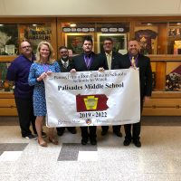 Palisades Middle School is a School to Watch
